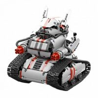 Игрушка-трансформер MITU Builder Bunny Block Tracked Tank