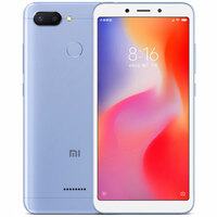 Xiaomi Redmi 6 3GB/32GB Blue/Синий Global Version